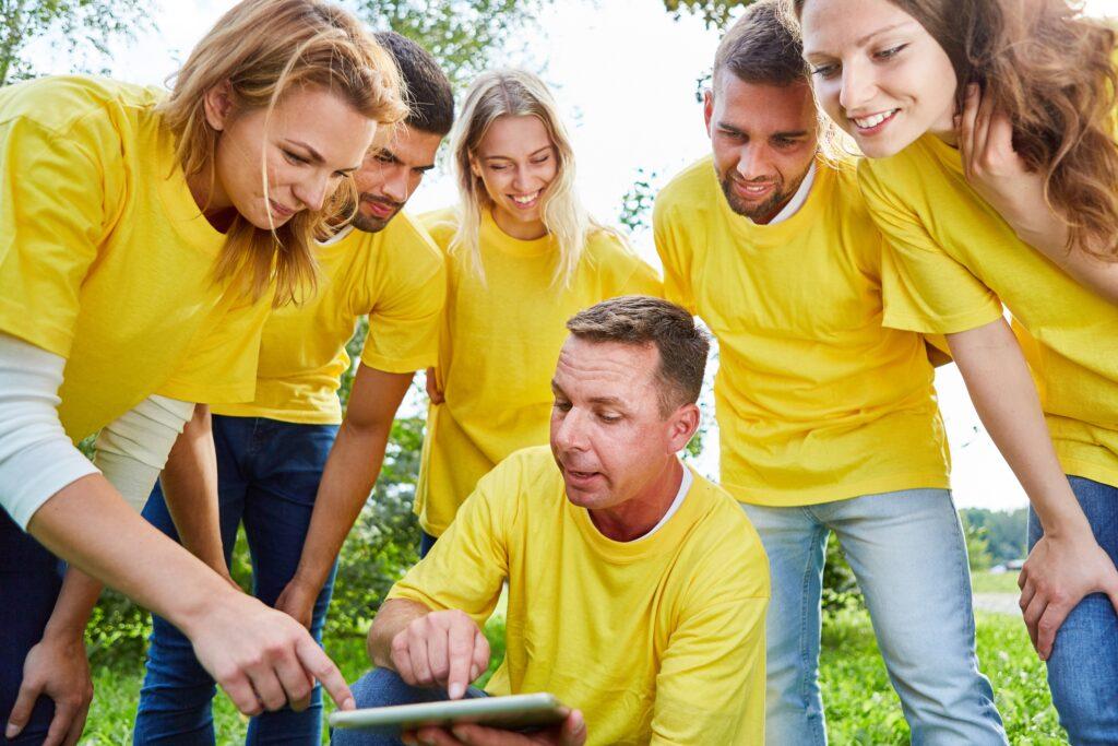 Nachwuchskräfte im In-House Training für Führungskräfte. Interaktiv & Innovativ