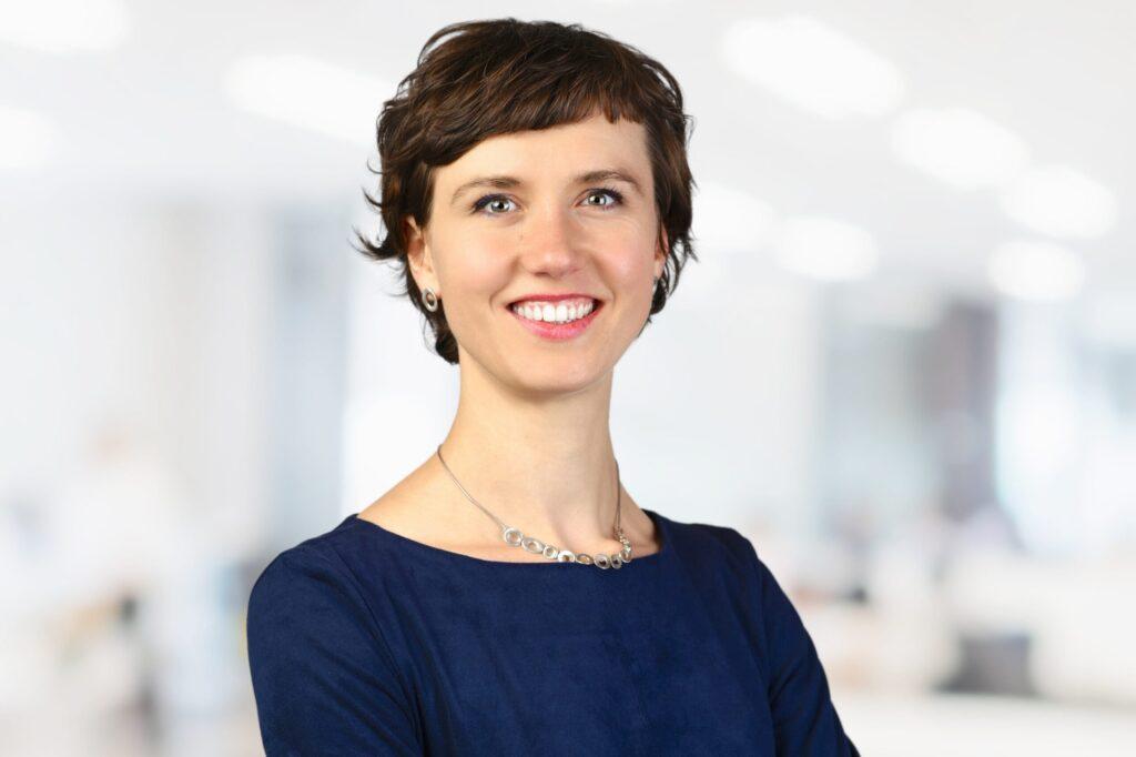 Aurelia Hackenesch Trainerin