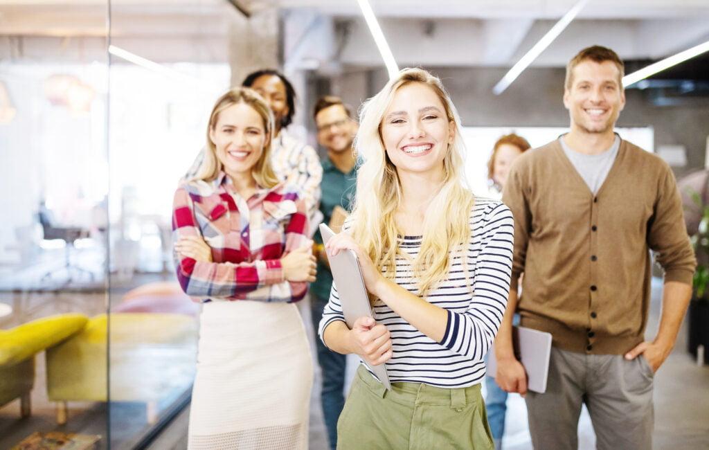 Nachwuchskräfte im In-House Training für Führungskräfte